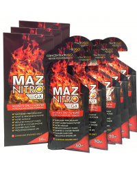 MAZ Nitro GX (50ml) BUNDLE PACK - Ninjavan ONLY